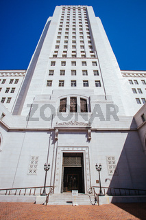 Los Angeles City Hall in USA