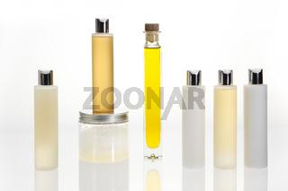 Pflegeprodukte in der Aromatherapie