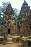 CAMBODIA SIEM REAP ANGKOR KBAL SPEAN TEMPLE