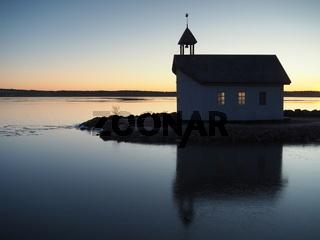 Seefahrerkapelle, Mariehamn, Aland