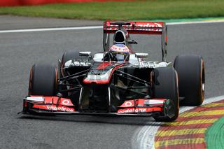 Jenson Butten, McLaren Mercedes F1