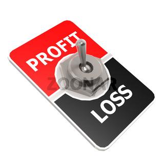 Profit toggle switch