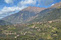 Dorf Tirol,South Tirol,Trentino,Italy