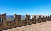 City wall of San Marino