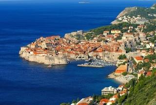 Dubrovnik von oben - Dubrovnik view 37