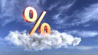 Percent in the sky