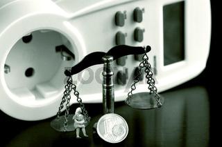 Stromkosten, Stromkunde, Stromzähler