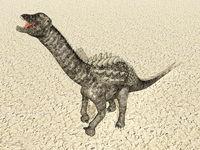 Dinosaur Ampelosaurus