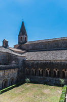 Church of the Abbey of Thonoret in the Var in France