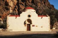 Agia Faragi - Crete