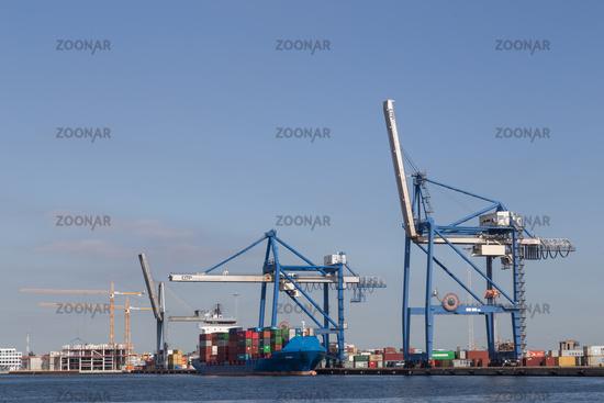 Copenhagen container terminal
