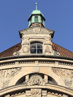 Hannover - Goseriedebad, ehemaliges Hallenbad, Deutschland