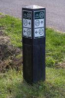 Fahrrad-Knotenpunkt