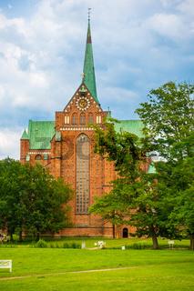Das Doberaner Münster, Bad Doberan, Sommer 2020, Mecklenburg-Vorpommern, Deutschland