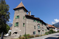 Rosenstein Castle in Merano