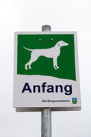 Signs on Poel Island 002