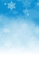 Weihnachten Karte Weihnachtskarte Hintergrund Schnee Winter Dekoration Hochformat Schneeflocke Textfreiraum Copyspace