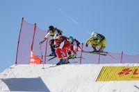 FIS Ski Cross Weltcup Feldberg - 1. Tag