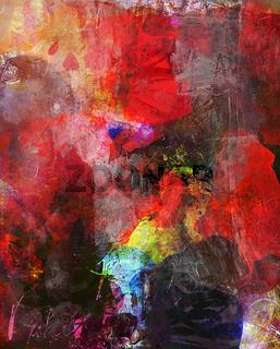 farben abstrakt ölfarben malerei kontraste