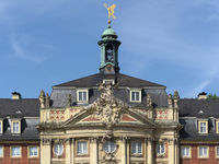 Münster - Fürstbischöfliches Schloss, Deutschland