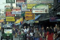 ASIA THAILAND BANGKOK KHAO SAN