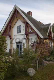Ruegen - Haus in GrossŸ Schoritz