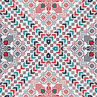 Romanian traditional pattern 19