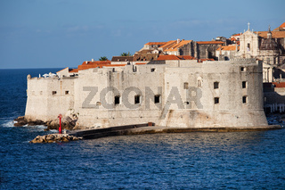 Dubrovnik Old City Fortification