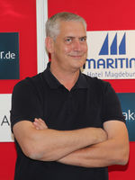 Boxing promoter Ulf Steinforth from SES-Boxing before the SES boxing gala on 18.07.2020 in Magdeburg