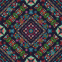 Hungarian embroidery pattern 42
