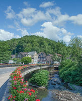 Solingen-Unterburg,Bergisches Land,Germany