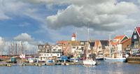 Urk,Ijsselmeer,Netherlands