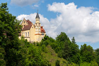 Hexenagger Castle in Bavaria