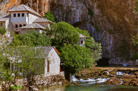 Blagaj dervish house - Bosnia and Herzegovina