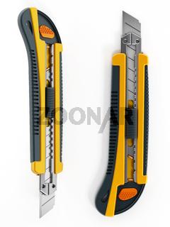 Yellow box cutter