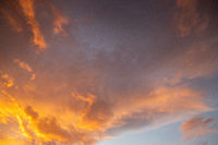Hintergrund Textur Himmel Sonnenuntergang