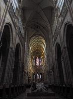 St.Vitus Cathedral, Prague, Czech republic