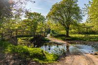 Near Smardale, Cumbria, England