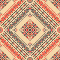 Romanian traditional pattern 119