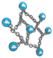 Cloud Token Buttons Chain System