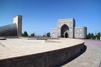 Ulugh Beg Observatory in Samarkand