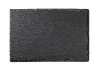 Black slate cutting board