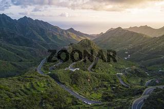 Anaga Mountain Range