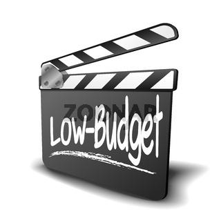 Clapper Board Low-Budget