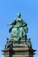 Maria-Theresien-Denkmal - Wien