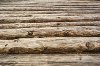 Abstract background of logs