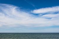 Blick auf die Ostsee bei Ahrenshoop