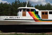 Greenpeace Beluga research vessel