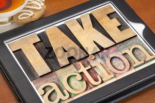 take action motivation