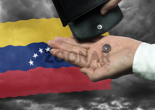Bankrott von Venezuela